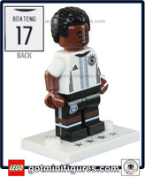 LEGO DFB German National Soccer TEAM (Jérôme Boateng #3) minifigure #71014