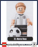 LEGO DFB German National Soccer TEAM (Marco Reus #13) minifigure #71014