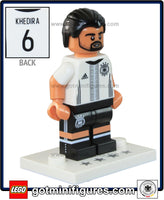 LEGO DFB German National Soccer TEAM (Sami Khedira #11) minifigure #71014
