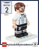 LEGO DFB German National Soccer TEAM (Shkodran Mustafi #6) minifigure #71014