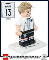 LEGO DFB German National Soccer TEAM (Thomas Müller #9) minifigure #71014