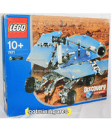 LEGO NASA Mars Exploration Rover 2003 (EU Edition) #7471