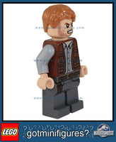 LEGO JURASSIC WORLD - OWEN minifigure 75917