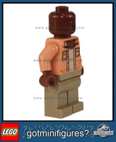 LEGO JURASSIC WORLD - BARRY minifigure 75920