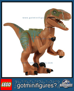 "LEGO JURASSIC WORLD - ""ECHO"" RAPTOR Dinosaur 75920"