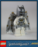 LEGO DC Super Heroes SPACE BATMAN (Super Jumper) minifigure #76025