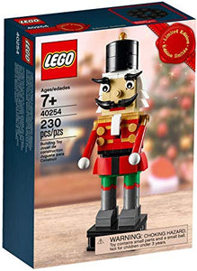 LEGO CHRISTMAS NUTCRACKER box 2017 #40254