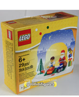 LEGO SANTA SET Boy/Girl 2014 #850939