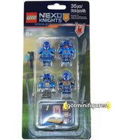 LEGO NEXO KNIGHTS KNIGHTS ARMY battle pack minifigure 853515