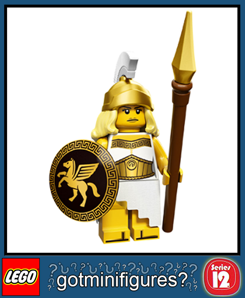 LEGO SERIES 12 BATTLE GODDESS minifigure #71007
