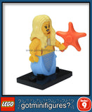 Series 9 LEGO MERMAID minifigure  71000