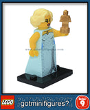Series 9 LEGO HOLLYWOOD STARLET minifigure 71000
