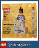 LEGO Bricktober IMPERIAL SOLDIER minifigure Week 1 magnet minifig BRAND NEW
