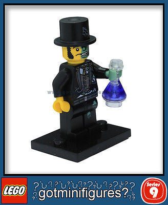 Series 9 LEGO MR GOOD AND EVIL minifigure 71000