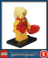 Series 2 LEGO LIFEGUARD minifigure 8684