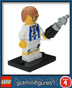 Series 4 LEGO SOCCER PLAYER minifigure 8804