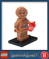 Series 11 LEGO GINGERBREAD MAN minifigure  71002