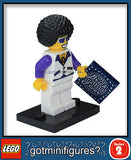 Series 2 LEGO DISCO DUDE minifigure 8684