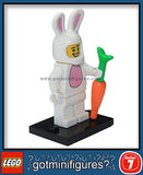Series 7 LEGO BUNNY SUIT GUY minifigure 8831