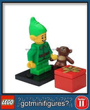 Series 11 LEGO HOLIDAY ELF minifigure 71002