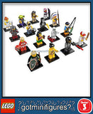 Series 3 LEGO COMPLETE SET of 16 minifigures  8803