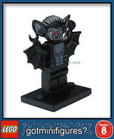 Series 8 LEGO VAMPIRE BAT minifigure 8833