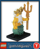 Series 7 LEGO OCEAN KING minifigure 8831