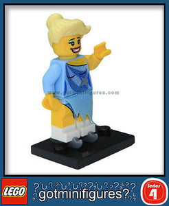 Series 4 LEGO ICE SKATER minifigure 8804