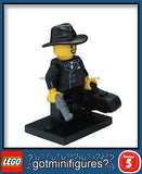 Series 5 LEGO GANGSTER minifigure 8805