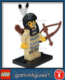 Series 1 LEGO TRIBAL HUNTER minifigure 8683