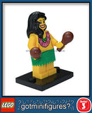 Series 3 LEGO HULA DANCER minifigure 8803