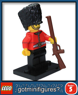 Series 5 LEGO ROYAL GUARD minifigure 8805
