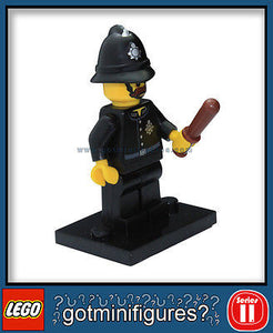 Series 11 LEGO CONSTABLE minifigure  71002