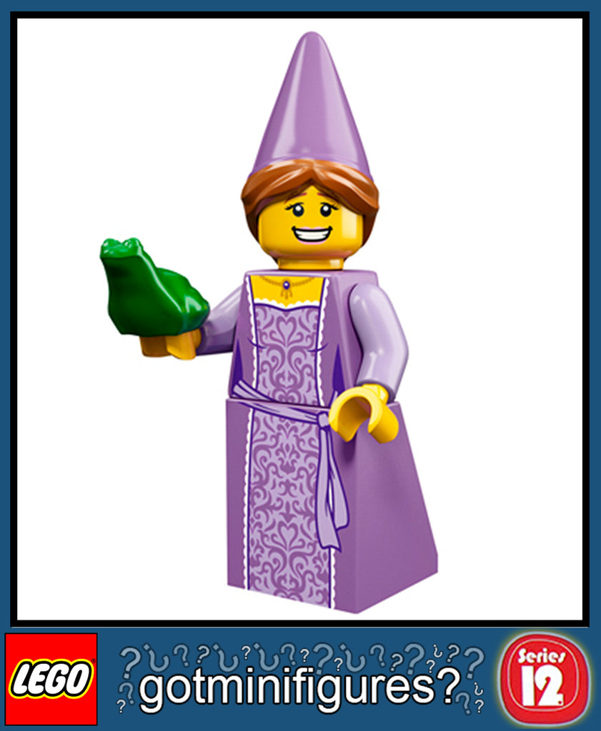 LEGO SERIES 12 FAIRYTALE PRINCESS minifigure #71007