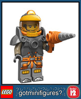 LEGO SERIES 12 SPACE MINER minifigure #71007