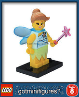 Series 8 LEGO FAIRY minifigure 8833