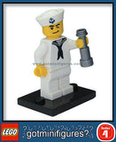 Series 4 LEGO SAILOR minifigure BRAND NEW minifig 8804