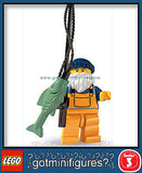 Series 3 LEGO FISHERMAN minifigure  8803