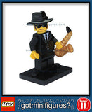 Series 11 LEGO SAXOPHONE PLAYER minifigure  71002