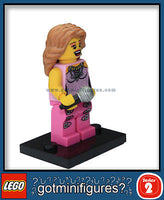 Series 2 LEGO POP STAR minifigure 8684