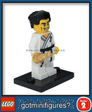 Series 2 LEGO KARATE MASTER minifigure 8684