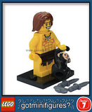 Series 7 LEGO JUNGLE BOY minifigure 8831