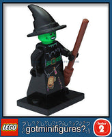 Series 2 LEGO WITCH minifigure 8684