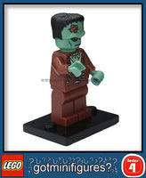 Series 4 LEGO THE MONSTER minifigure 8804