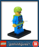 Series 10 LEGO SKYDIVER  minifigure  71001