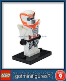 Series 9 LEGO BATTLE MECH minifigure 71000