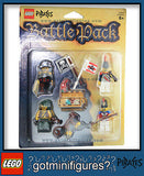 LEGO Pirates BATTLE PACK 4 minifigures 852747