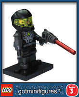 Series 3 LEGO SPACE VILLAIN minifigure 8803