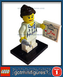 Series 1 LEGO NURSE minifigure  8683