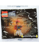 LEGO Studios ACTRESS minifigure #4062
